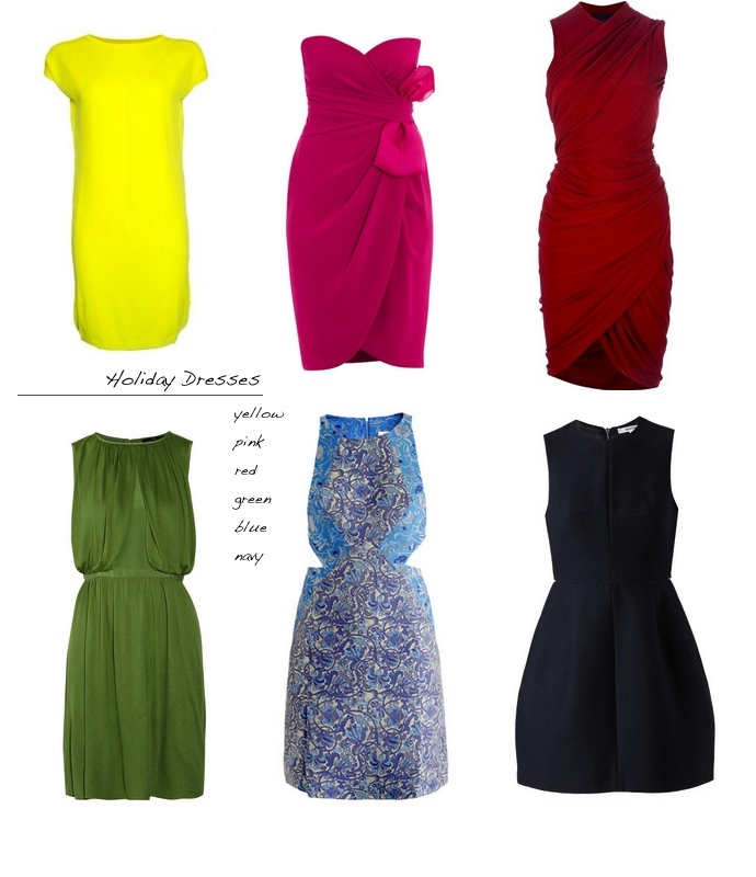 Blog Holiday Dresses