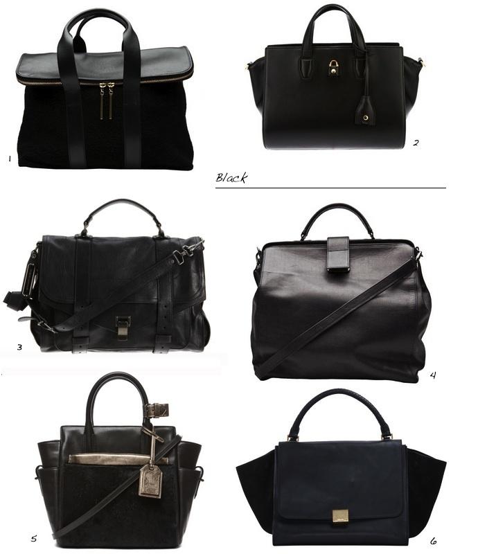 Blog Black Bags