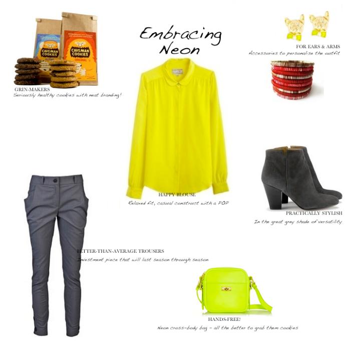 Blog Neon Yellow