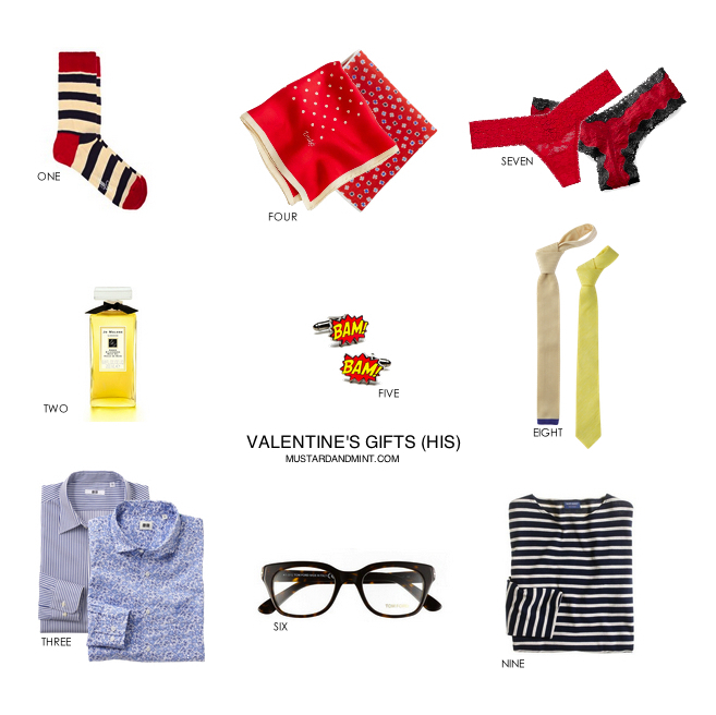 Blog Vday Gifts His
