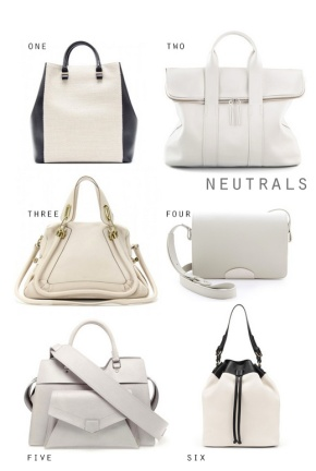 Blog Neutral Bags