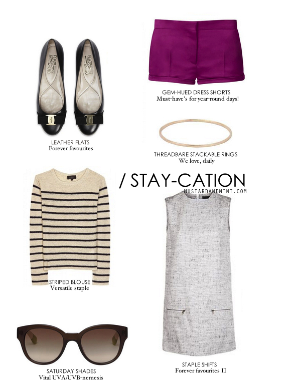 Blog Outfit Staycation
