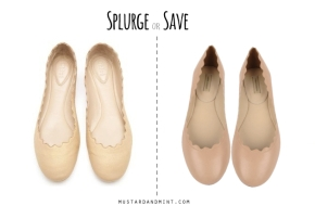 Blog Scalloped Flats