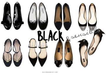 Blog Black Shoes